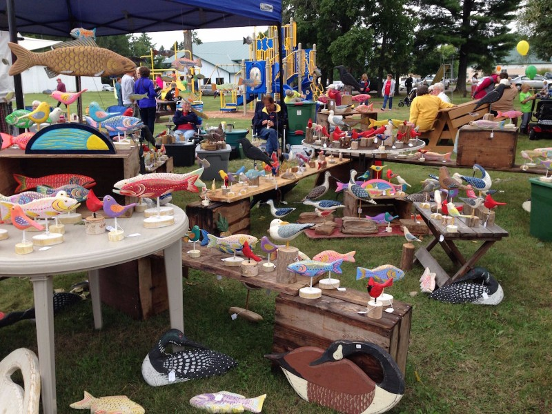 2019 Port Wing Arts and Crafts Show
