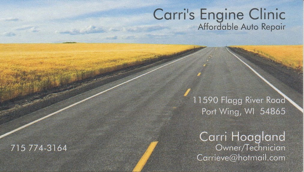 Carri's Engine Clinic
