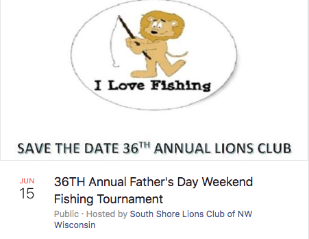 Lions Fishing Contest