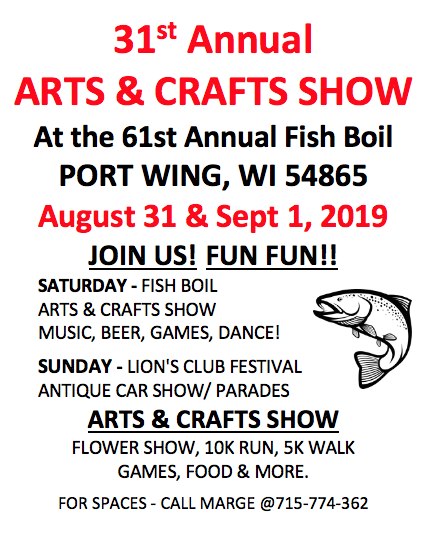Arts & Crafts Show Poster
