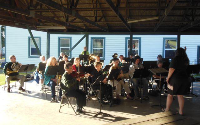 Community Band 2014