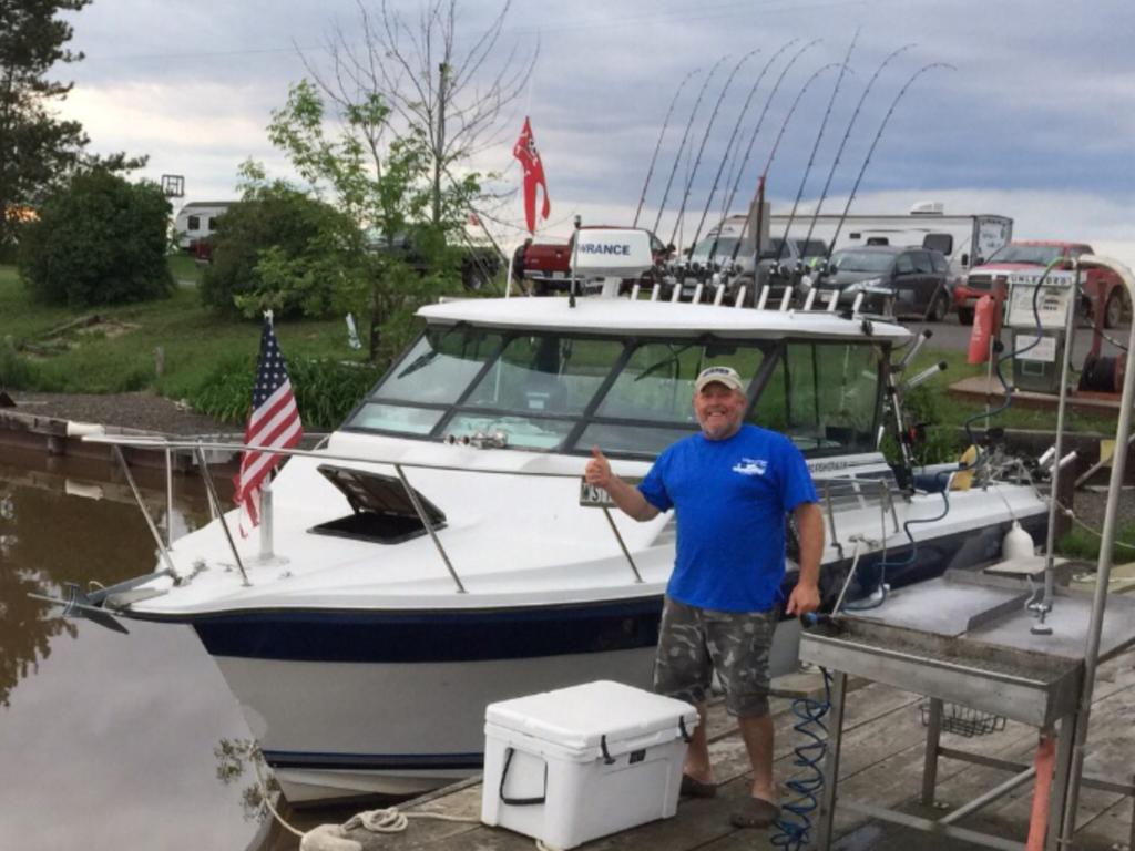 Linger Longer Fishing Charters