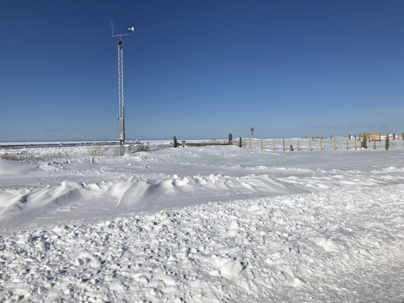 2/8/2019 - Winter Day by the pier