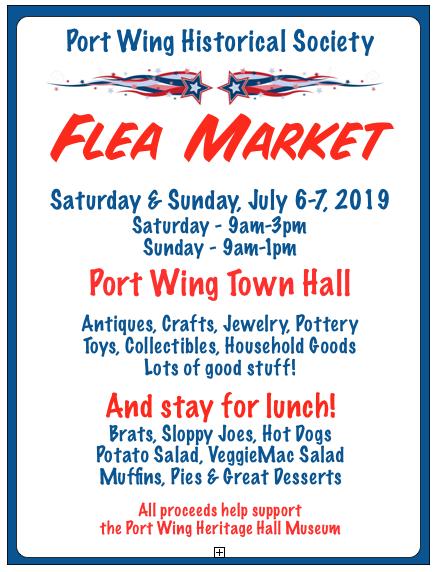 Port Wing Flea Market