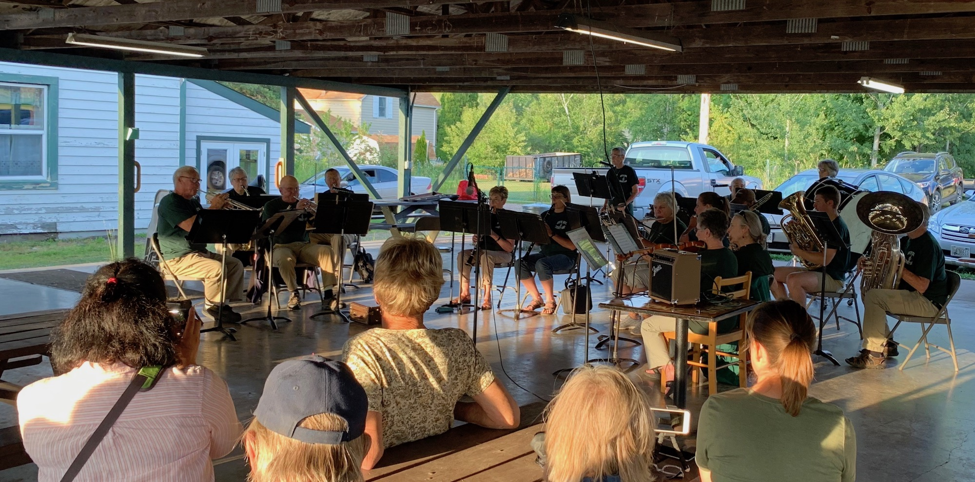 Community Band - August 15, 2019